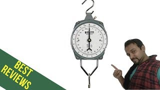 Salter Brecknell Hanging Scale Specifications Detailed