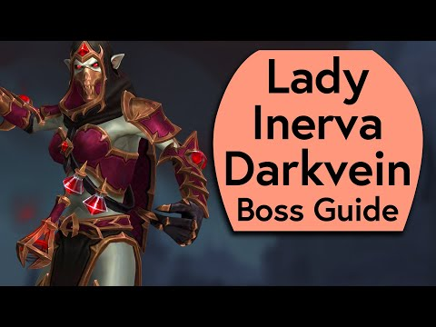 Lady Inerva Darkvein Raid Guide - Normal/Heroic Lady Inerva Darkvein Castle Nathria Boss Guide