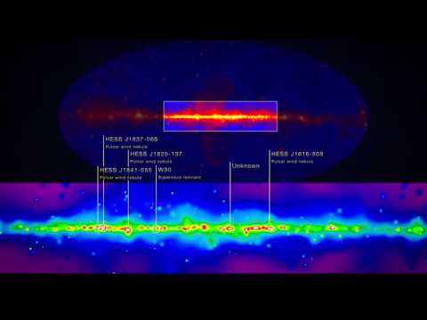 NASA | Best-Ever View of the High-Energy Gamma-ray Sky - 4K