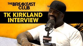 TK Kirkland Talks Fetishes, Dating Qualifications, New Comedy Album + More