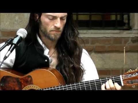 Estas Tonne performing in Verona (Italy, 2013)
