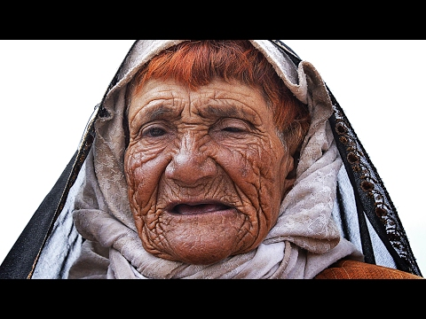 Really old lady