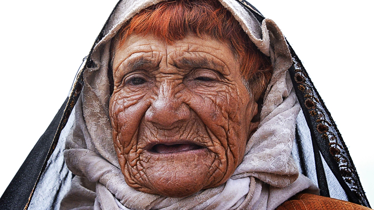 very old lady made young and beautiful again! - youtube