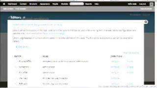 DrupalCon London 2011: WYSIWYG -- EDITOR MODULE