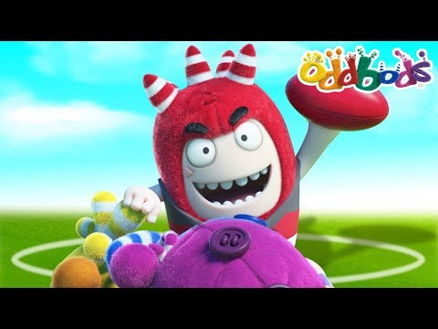 Learn Colors With Oddbods Balloons Doovi