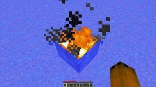 Minecraft but it's supernatural…