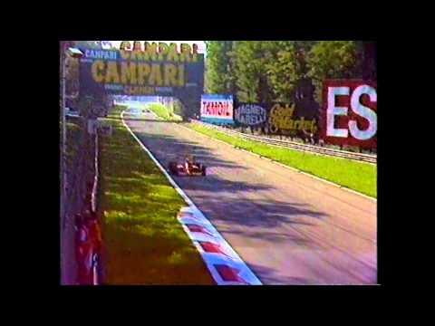 1987 Italian Grand Prix (closing laps)