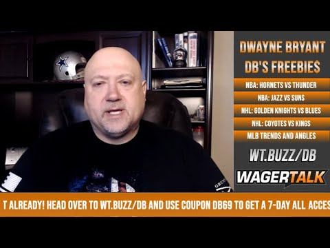 Money-Making Sports Betting Trends | NHL and MLB Betting Angles | DB's Freebies | April 7