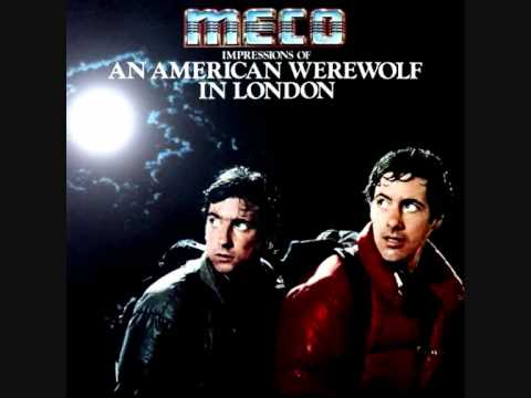 Meco: An American Werewolf in London (Soundtrack); Werewolf