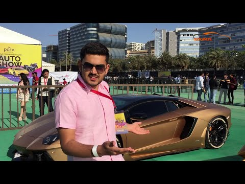 Parx Auto Show: Walk Through of The WIAA Centenary Year Parx Auto Show In Mumbai