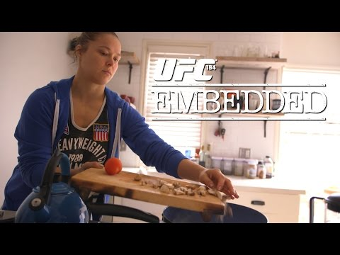 UFC 184 Embedded: Vlog Series - Episode 1