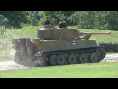 The only working Tiger tank in the World thumbnail