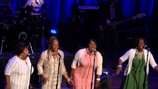 The McCrary Sisters, I am Free  (Ryman)