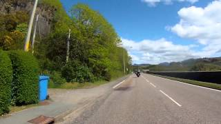 Loch Lomond Bikers - West Coast Trip - Balmacara
