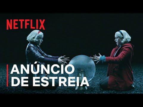 O Mundo Sombrio de Sabrina: Parte 4 | Teaser – Anúncio de estreia | Netflix