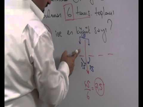 KPSS Ortaöğretim Ders Videoları - Matematik 1 - 5