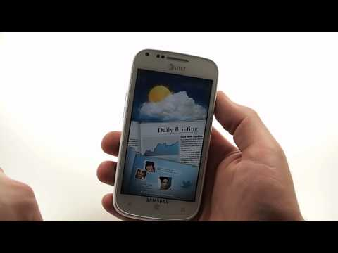 Samsung Focus 2 for AT&T hands-on
