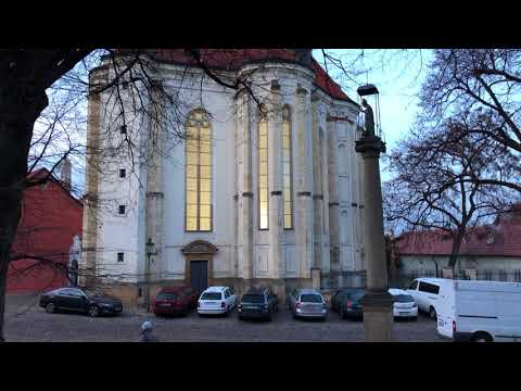 🇨🇿 Strahov Monastery in Prague [4k]