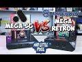 Analogue Mega Sg Versus Hyperkin Mega Retron Hd! Audio & Visual Comparison!