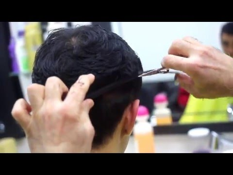 A Visit to a Turkish Barber ASMR - Part 2 The Haircut