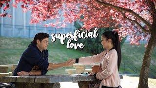 𝓟𝓮𝓽𝓮𝓻 𝓚𝓪𝓿𝓲𝓷𝓼𝓴𝔂 & 𝓛𝓪𝓻𝓪 𝓙𝓮𝓪𝓷 ♡SUPERFICIAL LOVE♡