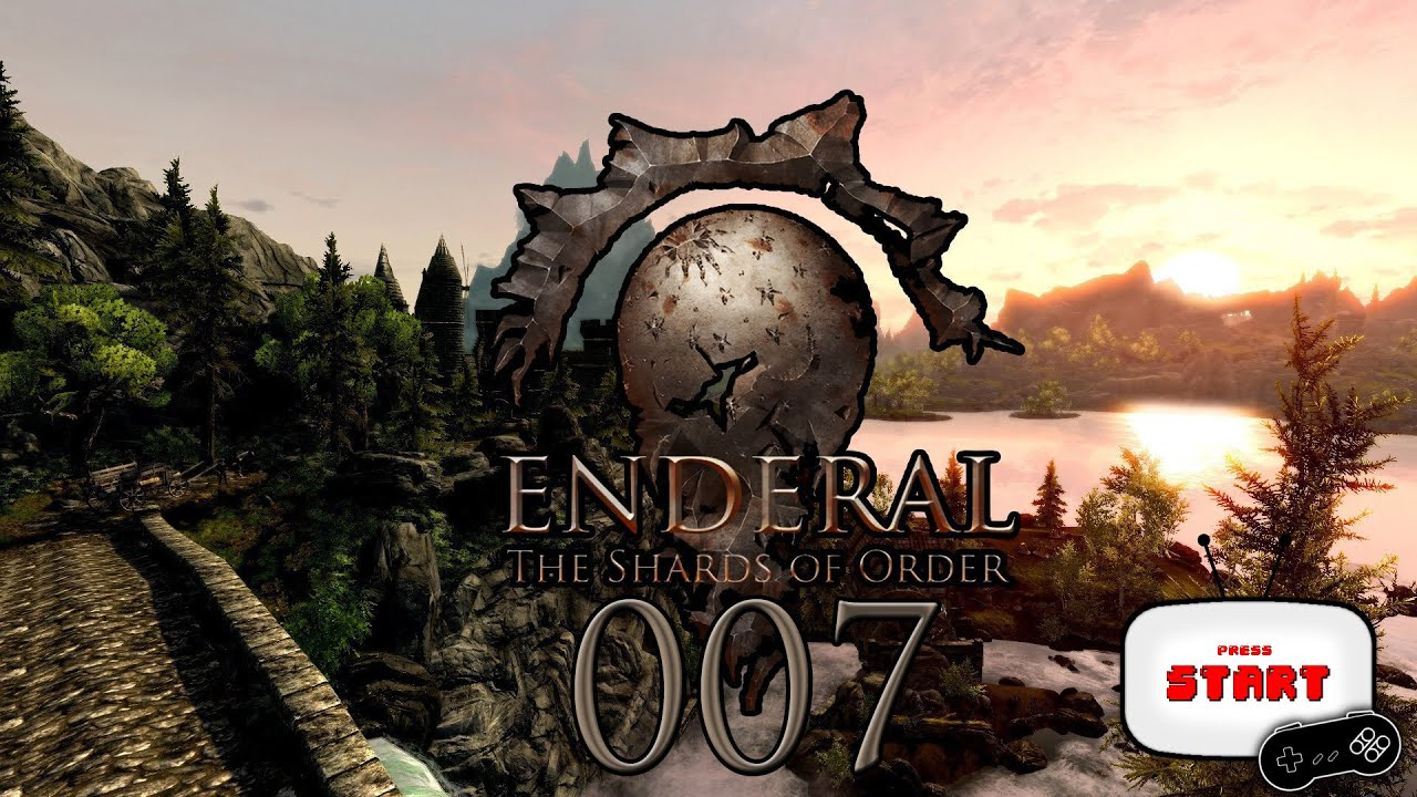 enderal: 007.part: wo ist elfriede? [let´s playbenthegamer89