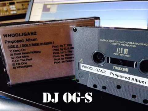 Whooliganz - I get mine (MEGA RARE RANDOM RAP 1993 LA demo unreleased)