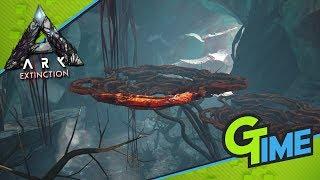 WIR VERSUCHEN ERNEUT EIN GELBEN AIRDROP! - Lets Play ARK Extinction  #09 German   Gamerstime