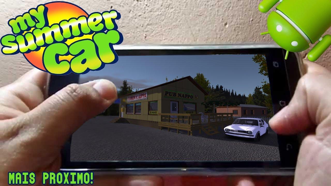 My Summer Car Para Android O Game Mais Proximo Download
