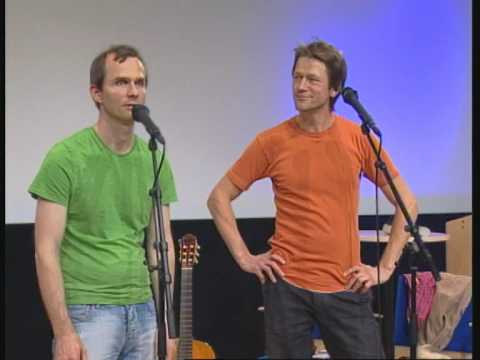 Tor och David show Filmproduktion Xray film & tv AB