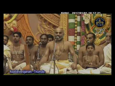 SVBC TTD - Nadaneerajanam   01-01-17