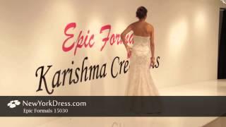 Envious Couture 15030 Dress - NewYorkDress.com