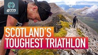 The Toughest Triathlon In Scotland | Fraser's Celtman Adventure