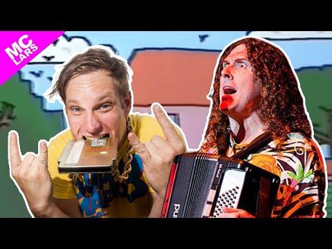 "MC LARS x ""WEIRD AL"" x WHEATUS - ""TRUE PLAYER FOR REAL"""