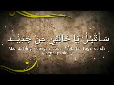 Renungan Muhasabah Diri Quot Aku Datang Dengan Dosa Quot Nasyid Syekh Mansur Al Salimy