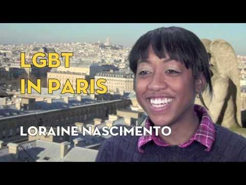 LGBT in Paris: Loraine Nascimento