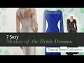 7 Sexy Mother of the Bride Dresses Casual Dress Collection