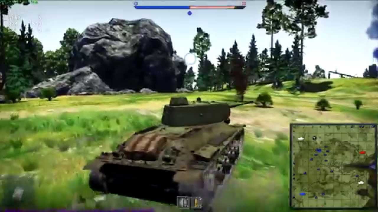как бесплатно получить танки в war thunder