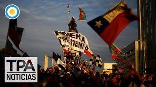 Siguen las movilizaciones en Chile y se pide la reforma constitucional | #TPANoticiasInternacional