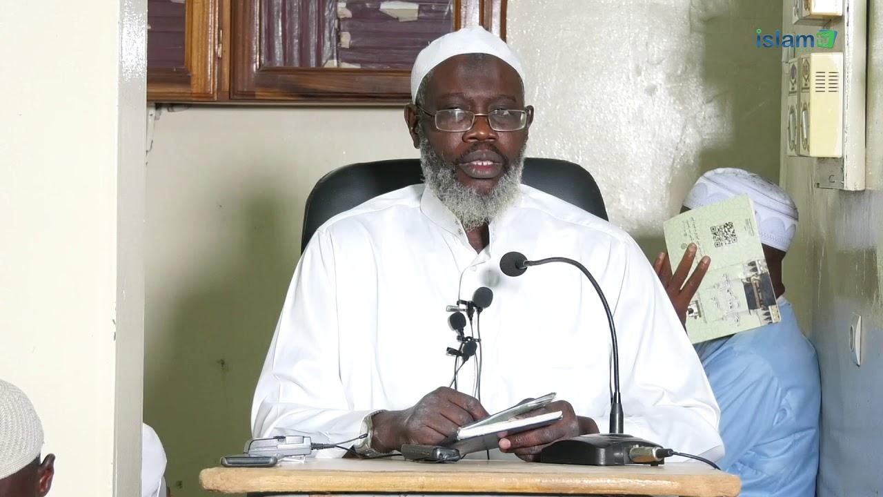 Tafsir Sourat TAHA verset 65 -87 - Imam Hassan SARR HA
