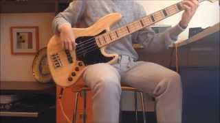 Foster the People - Pumped Up Kicks [Bass Cover]
