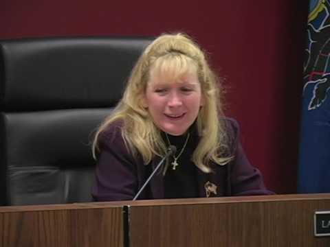 Lackawanna County Commissioners (January 25, 2017)