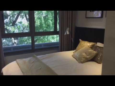 Walk-through: Three-bedroom condominium apartment at 6 Derbyshire