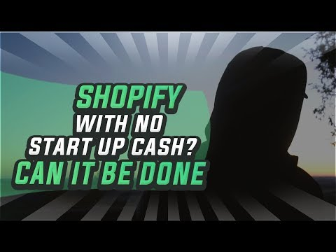 How To Drop Ship With No Money Up Front (Shopify Dropshipping Success Story) thumbnail