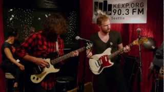 Unnatural Helpers - Dominator Liberator (Live on KEXP)