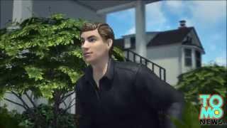 VIDEO CACA BOUDIN: Un homme est filmé déféquer sur le parterre d'un quidam
