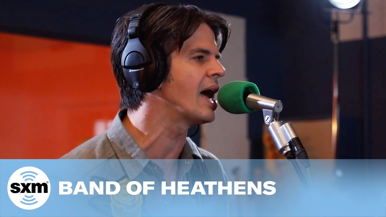 Band of Heathens - Jet Airliner (Steve Miller Band Cover) [Live for SiriusXM]