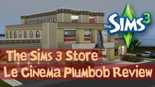The Sims 3 Store: Le Cinema Plumbob Overview & Review