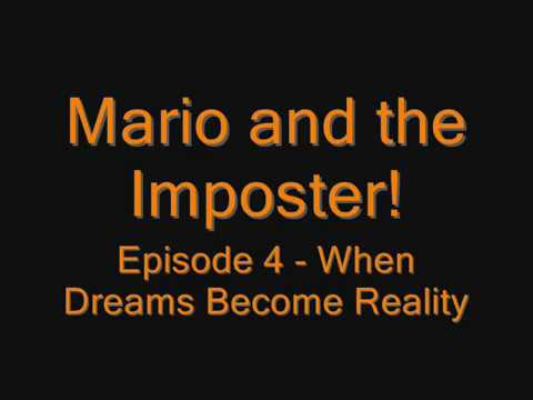 Mario and the Imposter Episode 4 - Why does everyone like Shade
