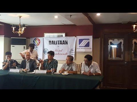 BALITAAN SA HOTEL REMBRANDT - JULY 29, 2016